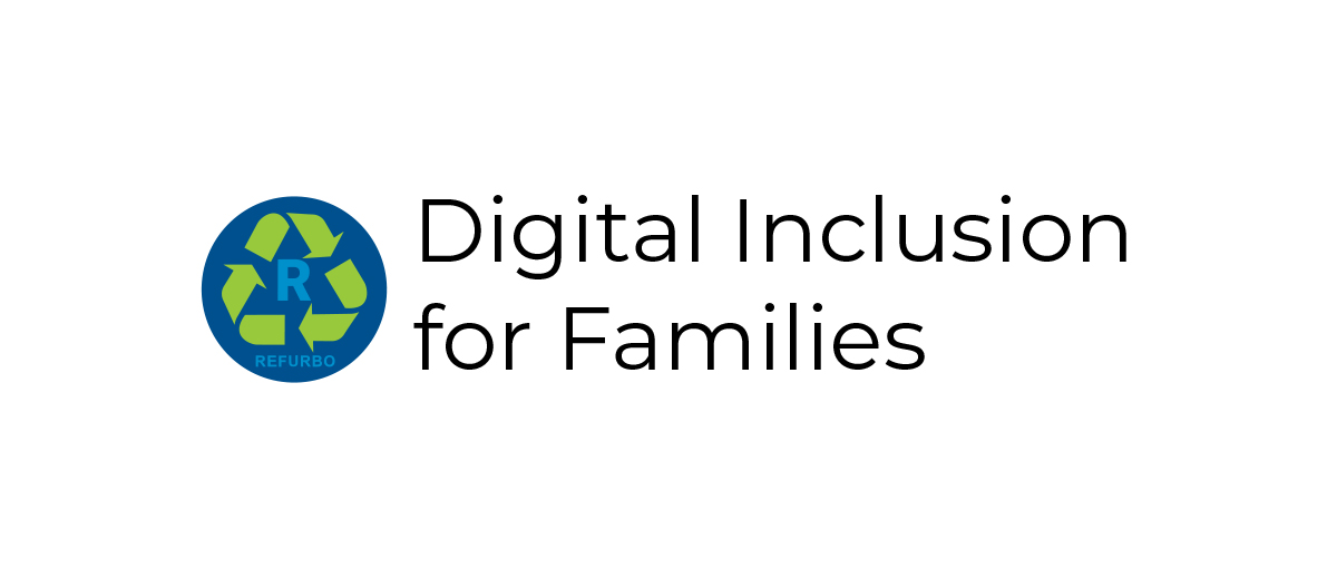 Digital Inclusion for Families (DIFF) Make a DIFFerence.